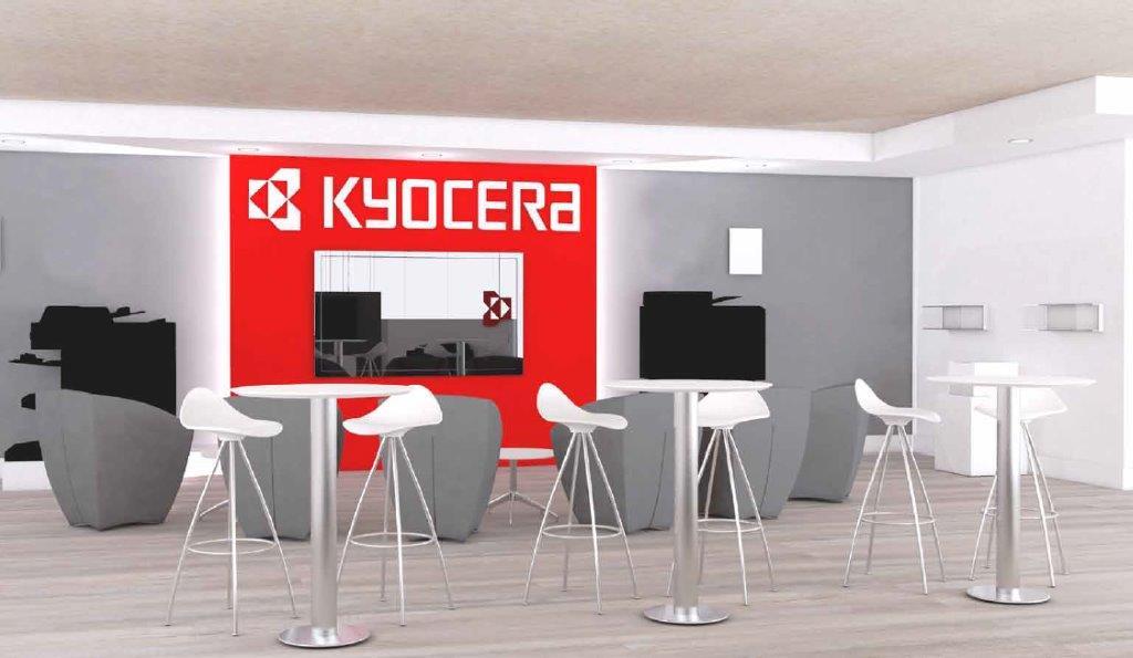 sala demostración Kyocera